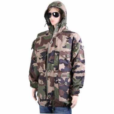 Camouflage winterjas recon