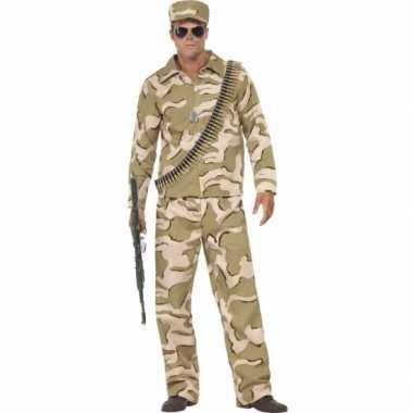 Commando kostuum heren