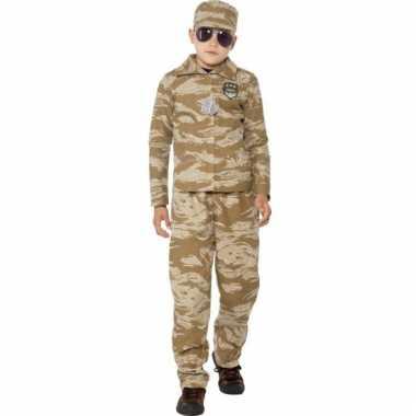 Commando kostuum kinderen
