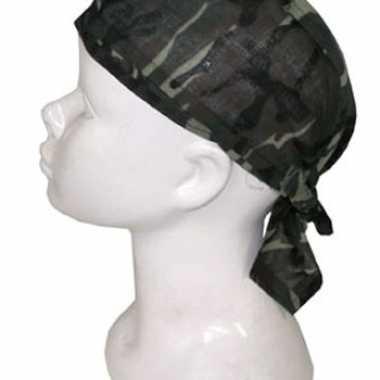Kids bandana camouflage print
