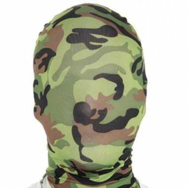 Morphsuit masker camouflage