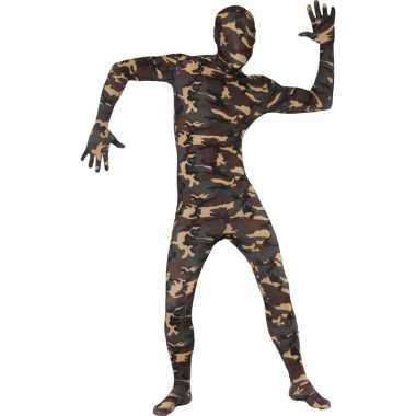 Second skin pak camouflage