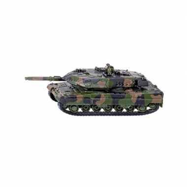 Siku speelgoed tank