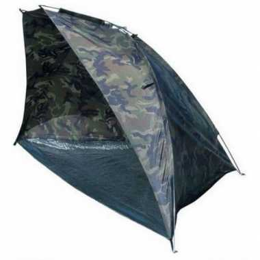 Strandtent camouflage print