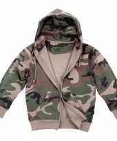 Camouflage vest kids
