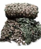 Pakket stuks camouflagenetten bij meter 10230647